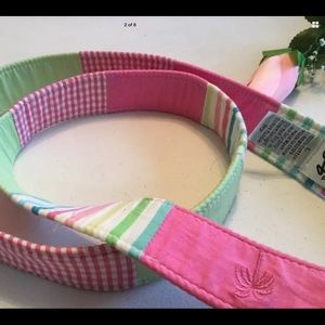 Lilly Pulitzer Fabric Belt